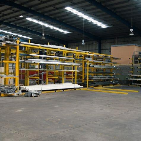 Tru-Bilt Manufacturing Facility Braeside