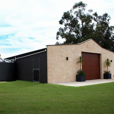 Custom Aussie Barn