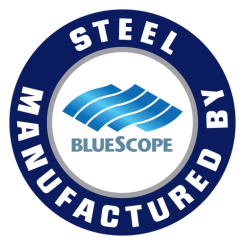 bluescope-steel-manufactured-logo