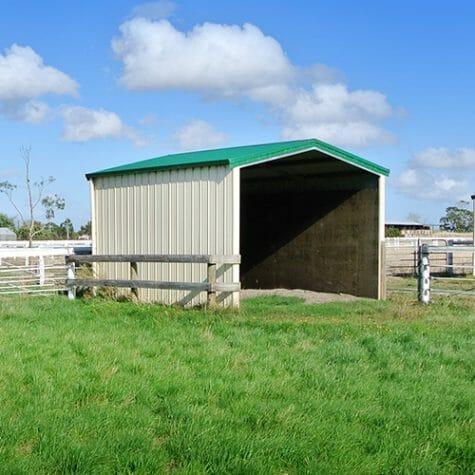 Tru-Bilt Livestock Shelter