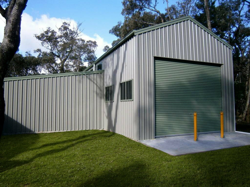 Custom Sheds Local Steel Shed Solutions Melbourne Victoria